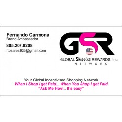 GSR CLASSIC BUSINESS CARD