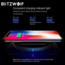 BlitzWolf 5W QI Wireless Charger Pad Dock