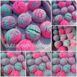 Bubble Bath Truffle