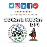 YBS Social Media Posting ~ 3 New Postings Weekly For 1 Month