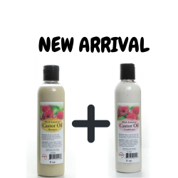 Black Jamaican Castor Oil Shampoo + Conditioner