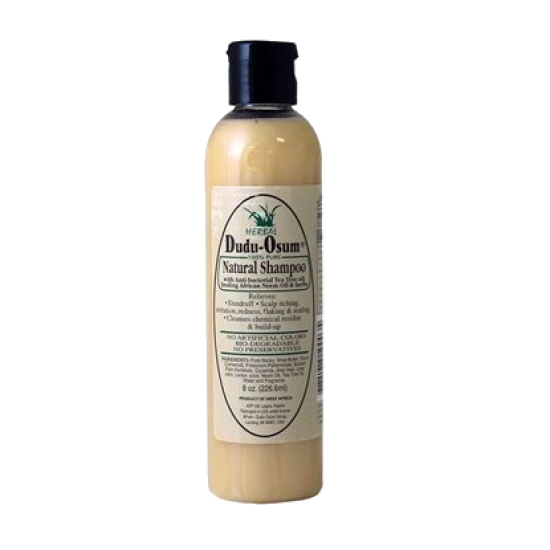 Dudu Osum Natural Shampoo + Dudu-Osum Raw Shea Butter Conditioner