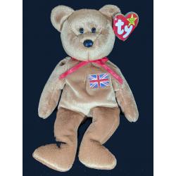 BRITANNIA  Ty, Inc. Beanie Baby from UK