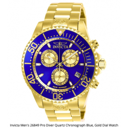 INVICTA MEN'S WATCH